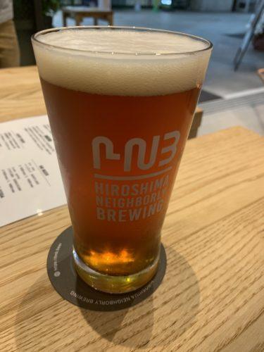 ついに広島の本通りから至極の一杯が!        Hiroshima Neighborly Brewing
