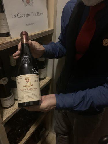 ワインと充実した時間が過ごせます!      Le Clos Blanc レクロブラン